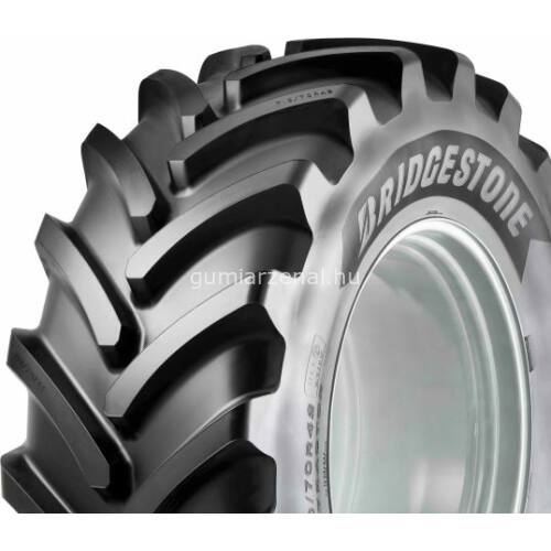600/65R38 BRIDGESTONE VX TRACTOR TL 159D156E Traktor, kombájn, mg. gumi