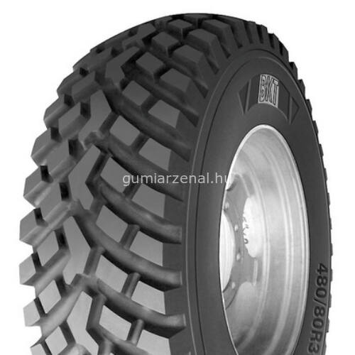 340/80R24 BKT Ridemax IT-696 140 A8 / 135 D Traktor, kombájn, mg. gumi
