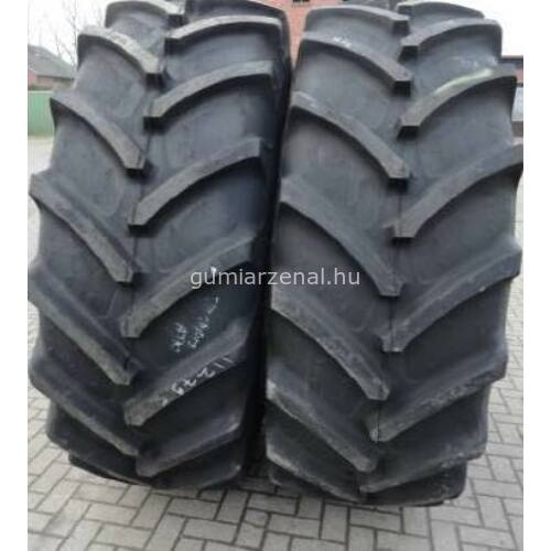 480/70R24 BKT Agrimax RT 765 138 A8 / 138 B Traktor, kombájn, mg. gumi